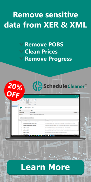 XER File Cleaner September 2020 promo